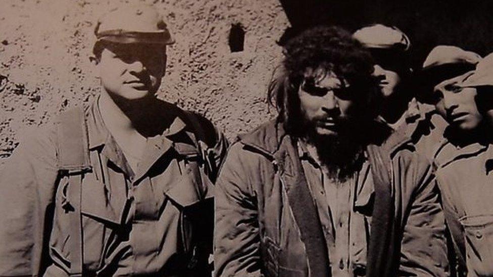 خمسون عاما على رحيل تشي غيفارا