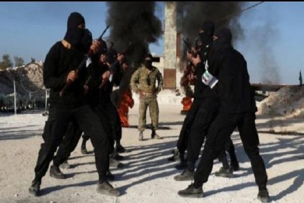صنداي تايمز: القاعدة تحكم سيطرتها في سوريا فيما امريكا