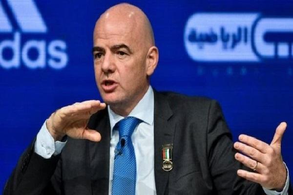 رئيس الاتحاد الدولي لكرة القدم، جياني إنفانتينو، سبق وأن وعد بزيادة عدد المنتخبات المشاركة في كأس العالم خلال ترشحه لانتخابات الفيفا