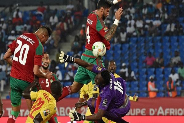 المنتخب المغربي يستعيد أمل التأهل إلى ربع النهائي