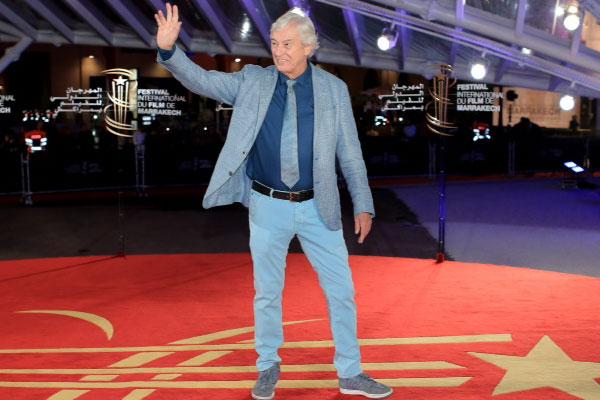 تكريم المخرج الهولندي بول فيرهوفن في مراكش