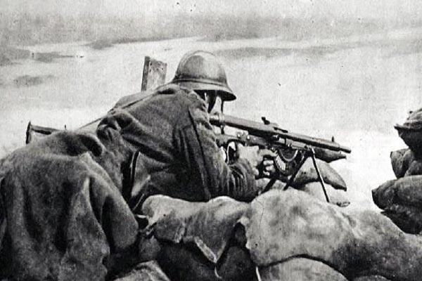 في الكتاب شهادات حية من الحرب العالمية الأولى