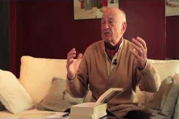 الفيلسوف الفرنسي جورج غوسدورف