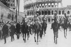 تحوّل الألمان من حلفاء للإيطاليين إلى محتلين لإيطاليا خلال الحرب العالمية الثانية