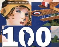 مائة سنة على نهايتها: الحرب العالمية الأولى من خلال الرواية
