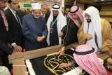اهتمام كبير بالجناح السعودي في معرض القاهرة الدولي للكتاب