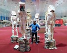 جوهر النور .. الأكثر اثارة في معرض بغداد الدولي للكتاب!