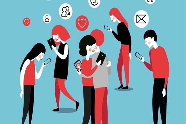 وسائل التواصل الاجتماعي تجعل مستخدميها يشعرون بالوحدة أكثر من غيرهم