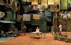 فن المسرح والحضارة الانسانية