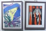 الثقافة العراقية تحتفي باستعادة 200 لوحة فنية