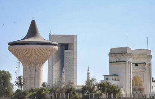 برج خزام تحفة معمارية أعيد بناؤها