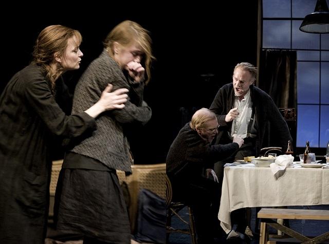 مسرحية البطة البرية في مسرح مدينة ستوكهولم
