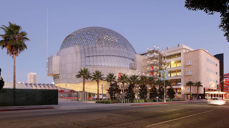 متحف الأوسكار في لوس أنجليس يستعد لفتح أبوابه في 30 سبتمبر المقبل