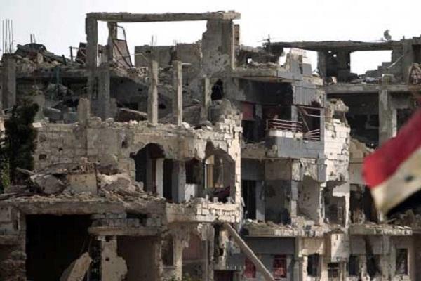 الأزمة السورية تخلف أضراراً مادية جسيمة