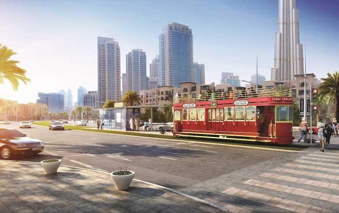 ينطلق مشروع النقل الفريد من نوعه في المنطقة مع بداية العام