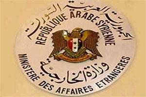 دمشق: العقوبات الأوروبية رد يائس وبائس على الانتخابات الرئاسية