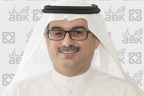 طلال محمد رضا بهبهاني، رئيس مجلس إدارة البنك الأهلي الكويتي