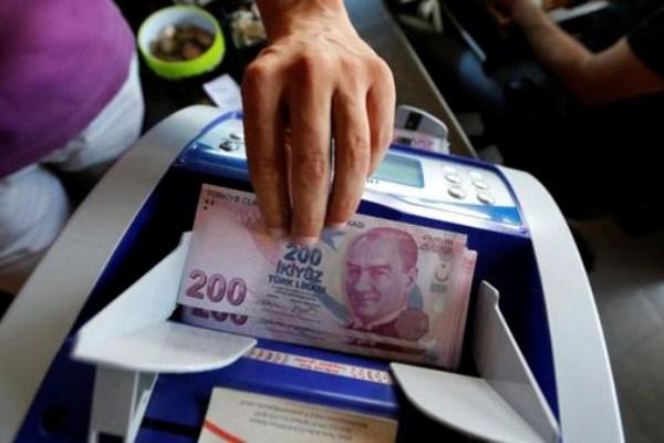 البنك المركزي التركي يتدخل بعد