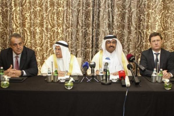الاجتماع الرباعي الذي جرى في الدوحة في فبراير الفائت