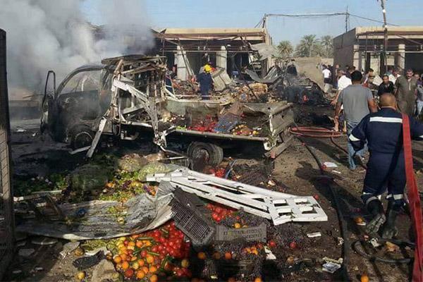 هيومن رايتس: التفجيرات ضد شيعة العراق جرائم ضد الانسانية