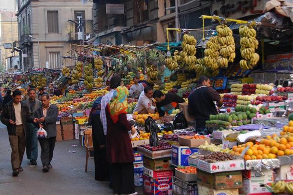 ارتفاع التضخم في مصر الى مستوى غير مسبوق