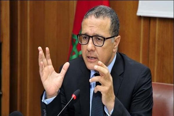 محمد بوسعيد ، وزير الإقتصاد والمالية المغربي