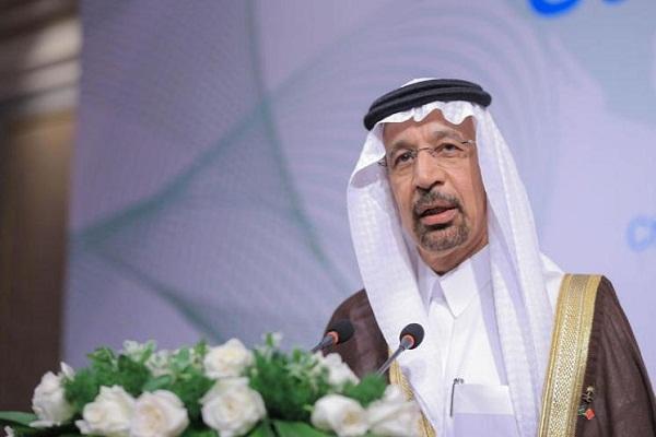 الفالح: السعودية قد تعزز استثماراتها في النفط الأميركي