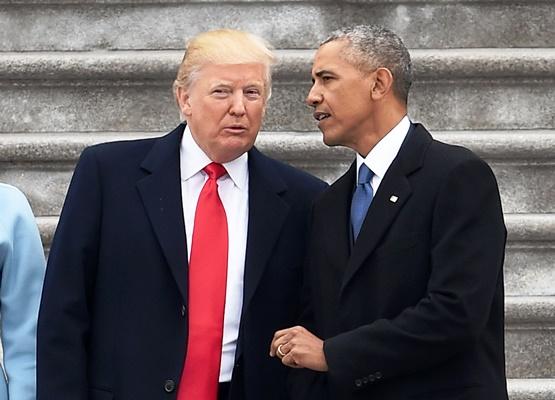 ترمب لا يريد الاعتراف بانجازات سلفه أوباما