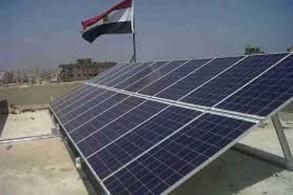 مصر تتجه إلى التوسع في إنتاج الطاقة الشمسية