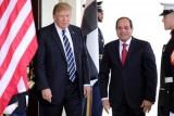 السيسي يلتقي ترمب ورؤساء الشركات الكبرى لدعم اقتصاد مصر