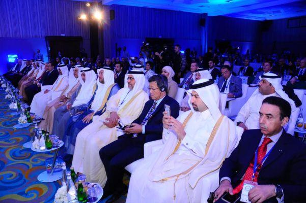 فعاليات مؤتمر الطاقة العربي الذي تحتضنه مدينة مراكش
