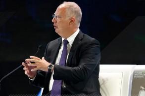 الرئيس التنفيذي لصندوق الاستثمارات الخاصة الروسي كيريل ديميتريف