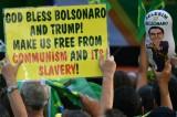 مستثمرو البرازيل يعطون صوتهم لمرشح اليمين بولسونارو