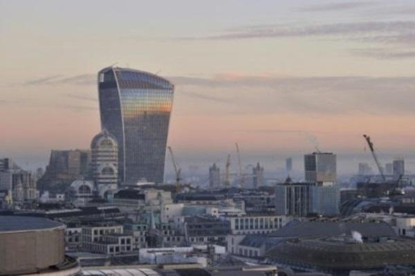 مدينة الأعمال لندن سيتي