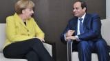 السيسي في ألمانيا لتعزيز التعاون الاقتصادي