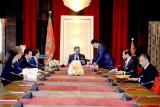 العاهل المغربي يترأس جلسة عمل لتطبيق استراتيجية الطاقات المتجددة