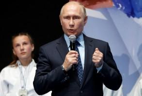 بوتين يؤكد ارتياح روسيا لسعر 70 دولارًا لبرميل النفط