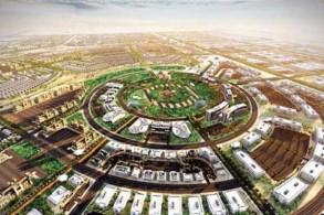 مشروع مدينة الملك سلمان للطاقة سبارك