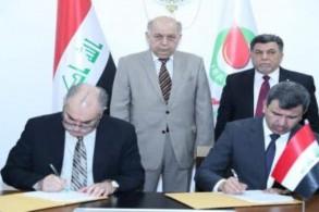 توقيع عقد حفر 40 بئرًا نفطيًا جديدًا بحقل مجنون العراقي الجنوبي