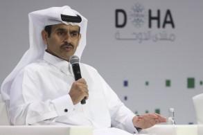 سعد بن شريدة الكعبي وزير الدولة القطري لشؤون الطاقة