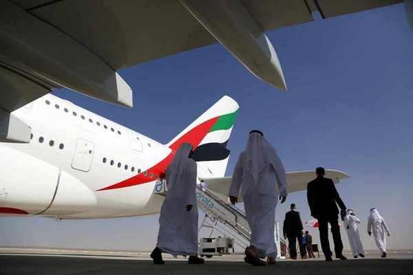 30 دولة تشارك في قمة دبي العالمية للاستثمار بقطاع الطيران