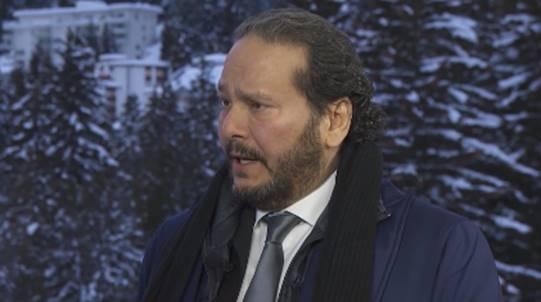 الرئيس التنفيذي لشركة المملكة القابضة طلال الميمان