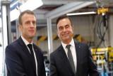 وزير الاقتصاد الفرنسي: غصن استقال من رئاسة رينو!