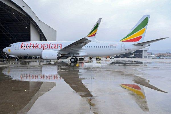 بوينغ طراز 737 ماكس