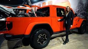 معرض اميركا الشمالية الدولي للسيارات في ديترويت اف ب/ارشيف
