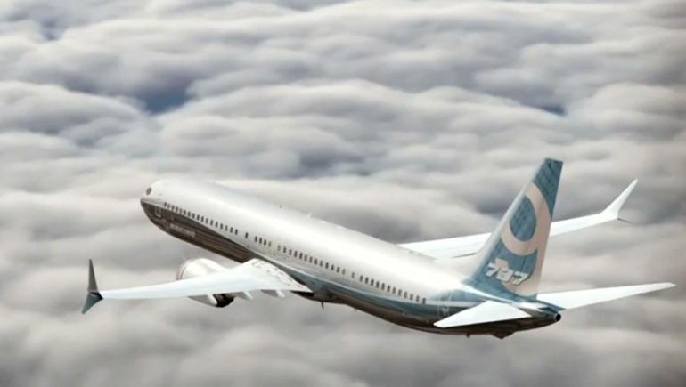 طائرة من طراز 737 ماكس 8