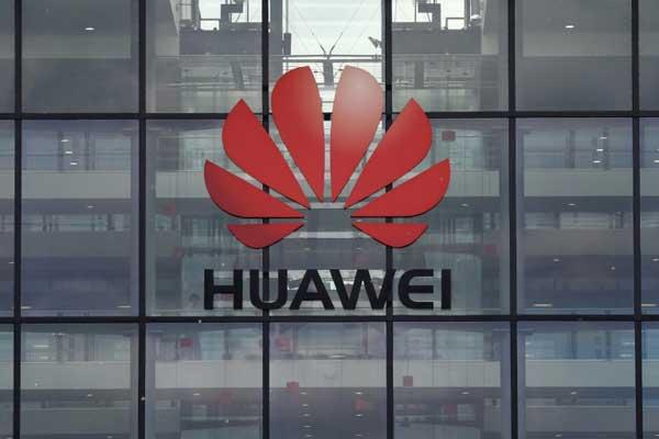 شعار مجموعة هواوي الصينية للاتصالات