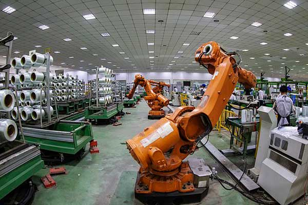 الروبوت أكثر تحملًا من البشر في أداء مهام دقيقة
