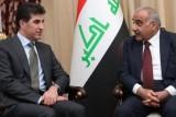 عبد المهدي للأكراد: سلمونا نفطكم وإلا نوقف حصتكم من الموازنة