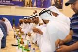 الجابر مع عمال أدنوك... مائدة إفطار في حب الوطن!